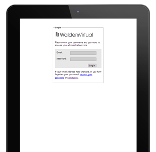 Walden Virtual back office